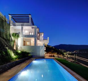 Villa in Benahavis, Malaga, Spain
