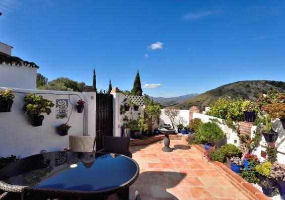 2 bedroom Town House in Mijas, Malaga, Spain