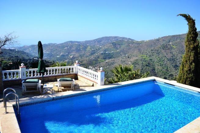 Villa for sale in Torrox, Malaga, Spain