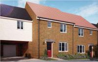 3 bed new home in Fordham Road, Soham, Ely...