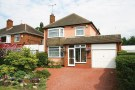 Detached house in Bickenhill Lane...