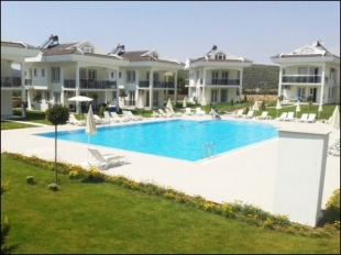 3 bedroom new development for sale in Mugla, Oludeniz, Ovacik