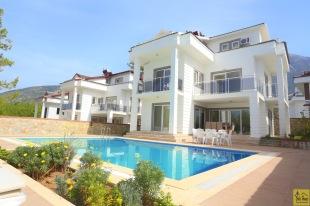 4 bedroom new development for sale in Mugla, Fethiye, Ovacik