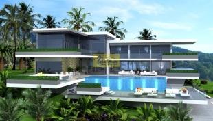new development for sale in Mugla, Fethiye, Ovacik