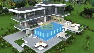 new development in Mugla, Oludeniz, Ovacik