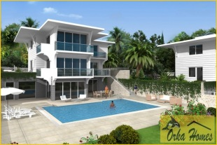 new development for sale in Mugla, Fethiye, Ovacik