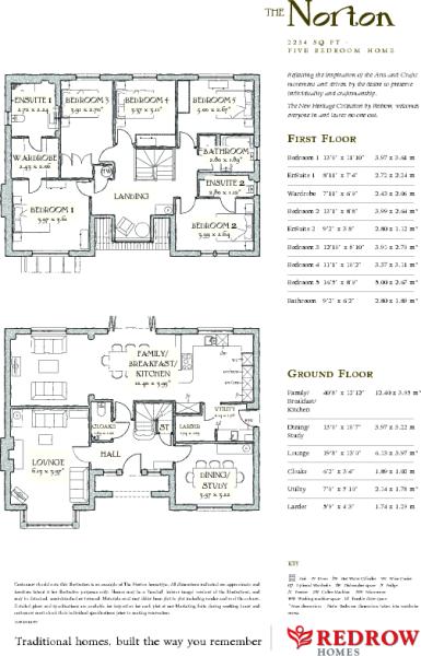 Norton Floorplan
