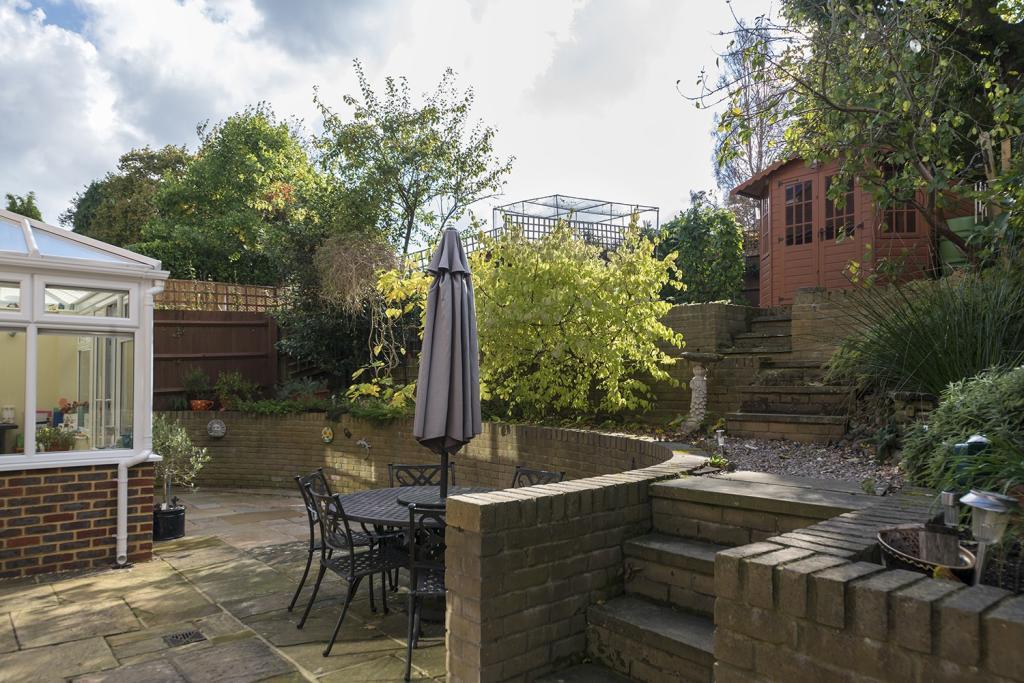 Garden shot/patio