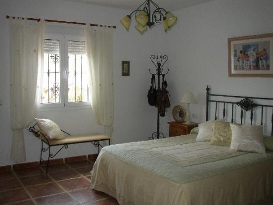 Bedroom Villa Nº1