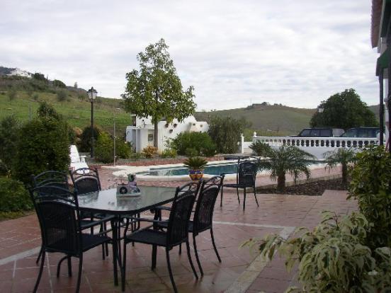 Patio& pool  Nº1