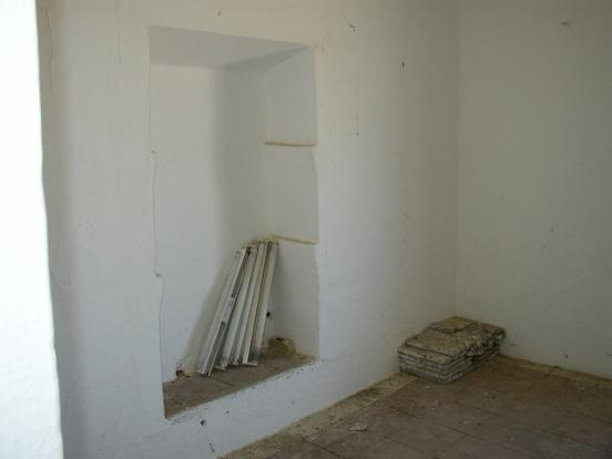 Cortijo bedroom