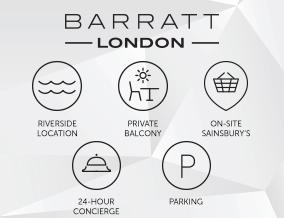 Get brand editions for Barratt London, Fulham Riverside