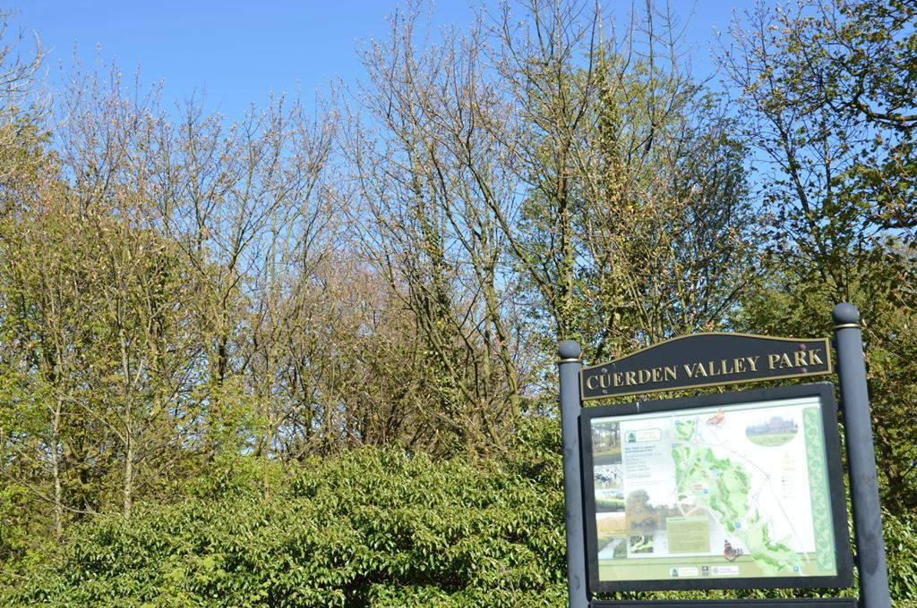 Cuerden Valley Local Imagery