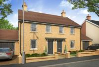 3 bed new house for sale in Kiln Road, Hadleigh...