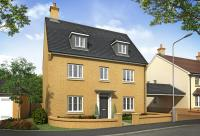 5 bed new development in Kiln Road, Hadleigh...