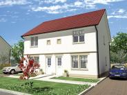 2 bedroom new development for sale in Bellfield Meadows North...