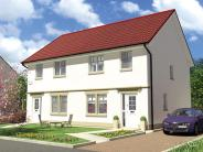new development for sale in Bellfield Meadows North...