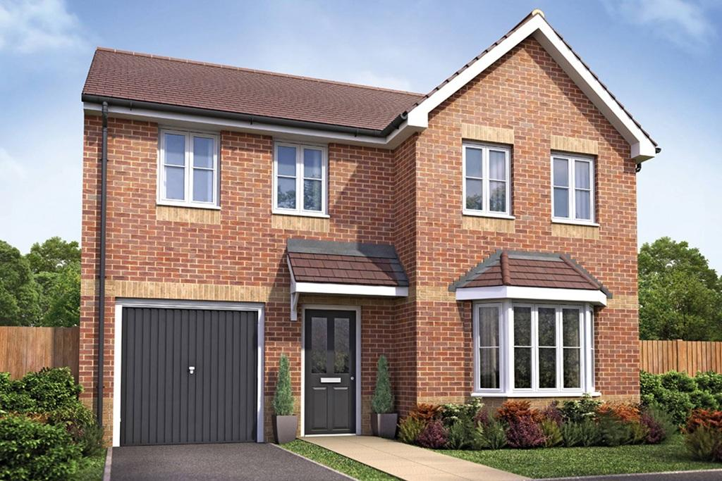4 Bedroom Detached House For Sale In Beaconside Stafford
