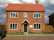 4 bed new property for sale in Off Meadow Drive...