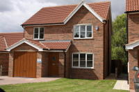 4 bed new house in Chapel Lane, Finningley...