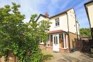 property in Marksbury Avenue, Kew...