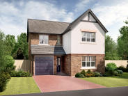 new home for sale in Grange Close, Wigton, CA7