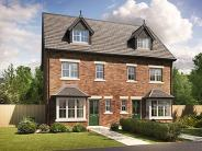 4 bed new home for sale in Grange Close, Wigton, CA7
