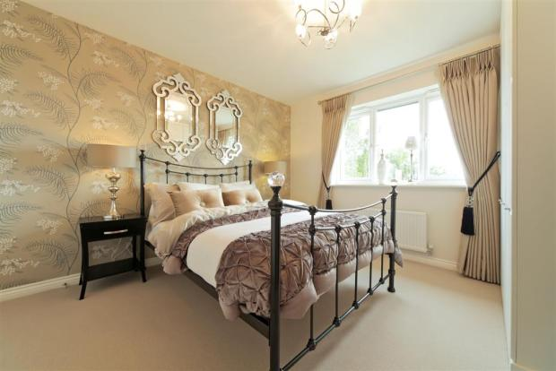 Image from Midford showhome at Woodside Chase