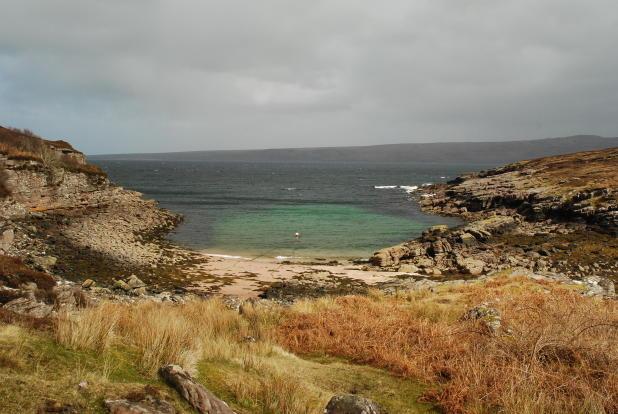 Bay nearby
