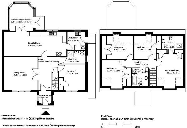Grianach floorplan