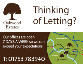 Get brand editions for Oakwood Estates, Datchet