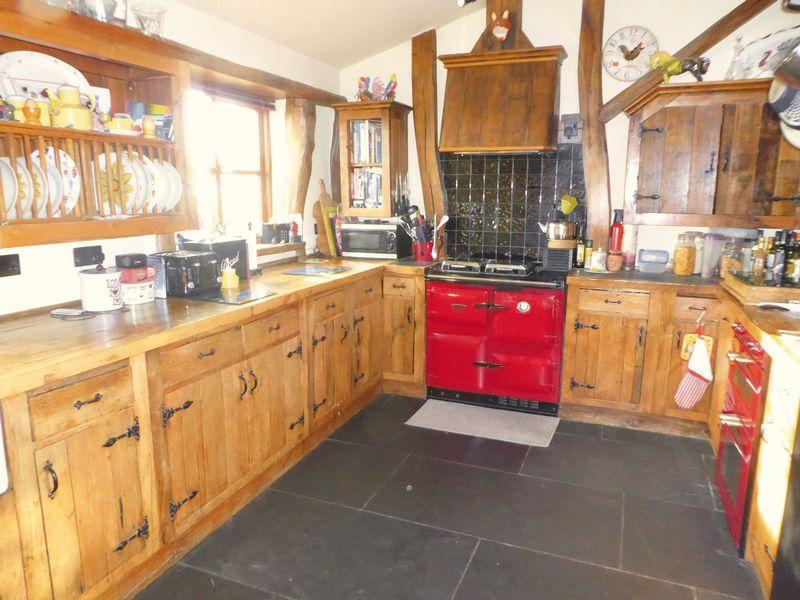 Kitchen - Berr...