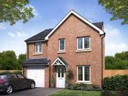 4 bed new house in Tees Road, Seaton Carew...