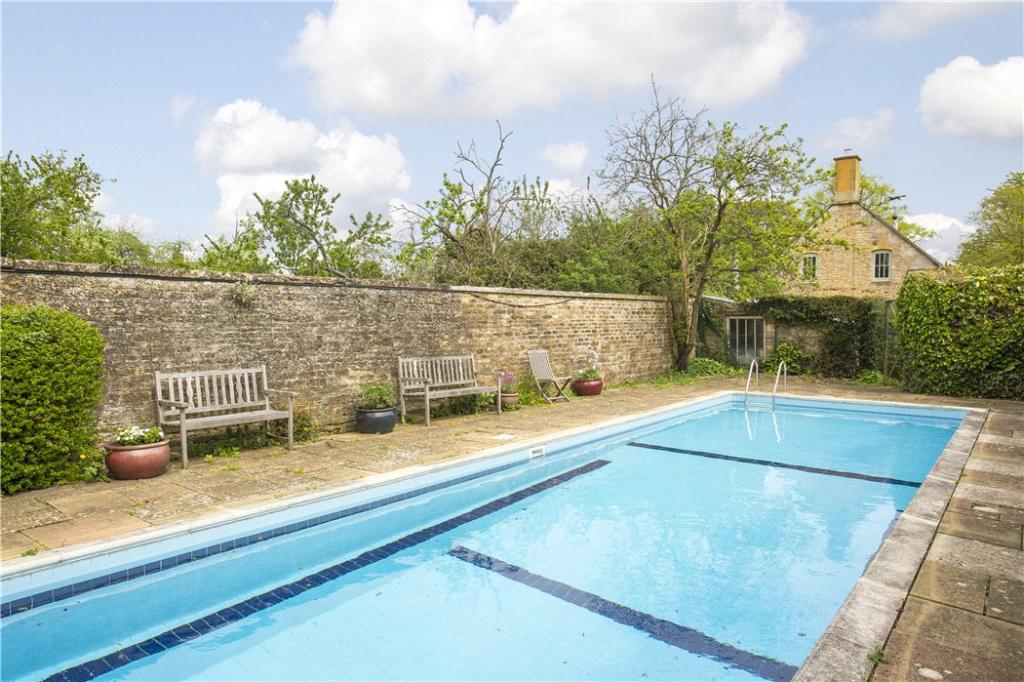 6 Bedroom Detached House For Sale In The Green Kingham Chipping Norton Oxfordshire Ox7 Ox7