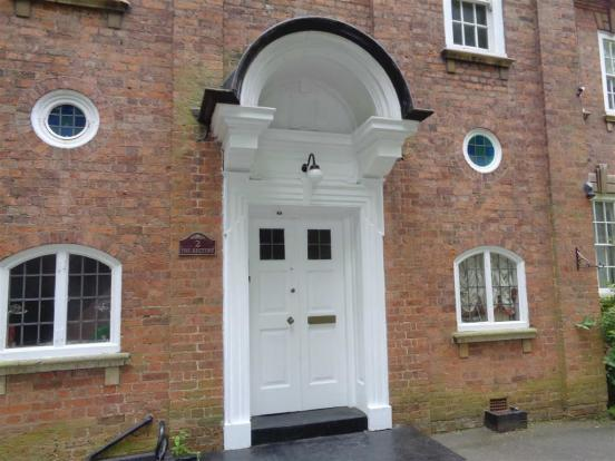 Main Entrance Porch