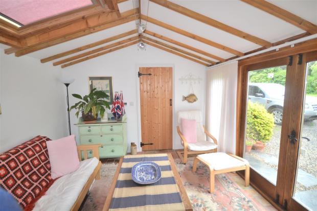 Garden Room / Bedroo
