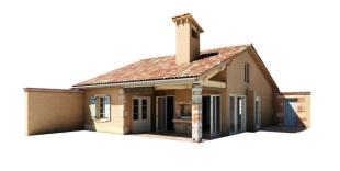 new house in Midi-Pyr�n�es, Tarn...