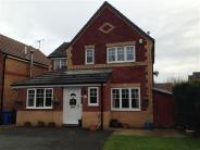 Detached house in Spenser Close, Widnes