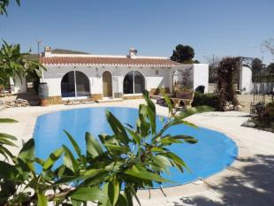 4 bedroom Country House in Huércal-Overa, Almería...
