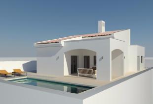 3 bed Detached Villa for sale in Huércal-Overa, Almería...