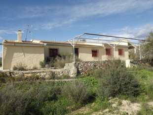 3 bed Country House in Andalusia, Almer�a...