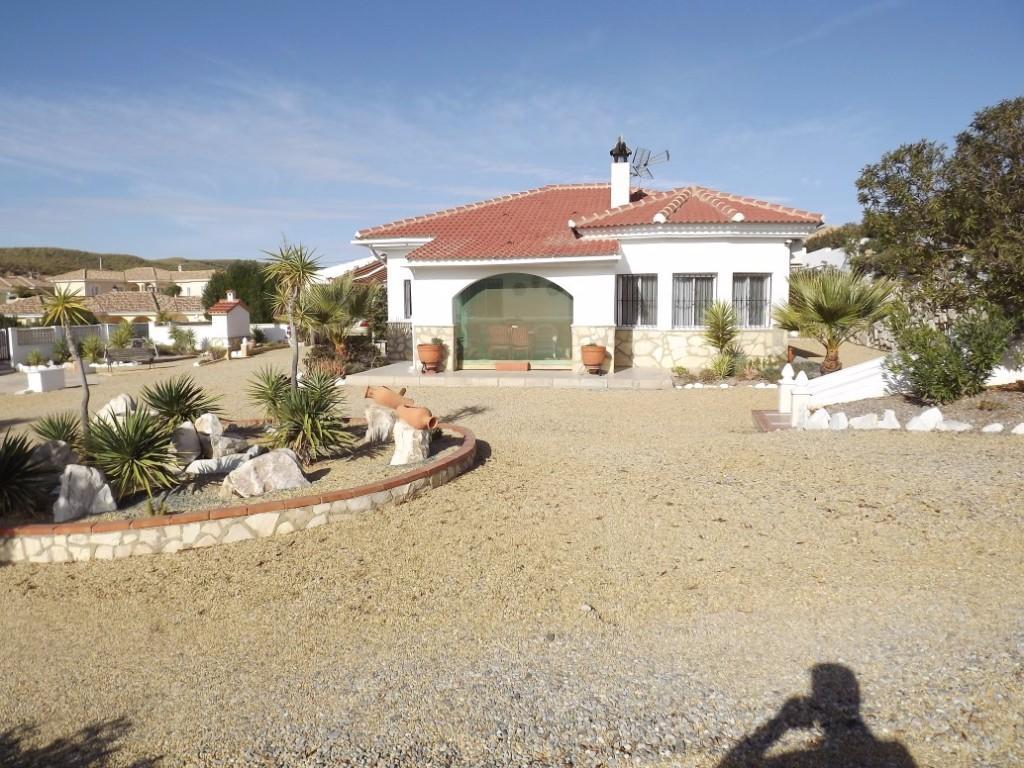 Villa for sale in Zúrgena, Almería...