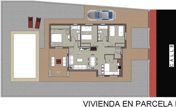 Voss Homes La Huerta