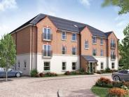 2 bedroom new Apartment in Spring Lane, Lambley...