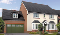 5 bedroom new property in Chester Road, Penymynydd...