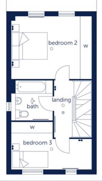 Floorplan First Floor