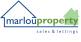 Marlou Property, Stroud logo