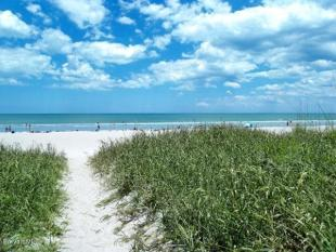 property in Cocoa Beach, Florida