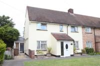 4 bed semi detached home in Meadow Close, Lavenham