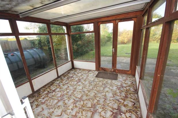 Lean to/Conservatory